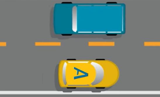 Lane Positions