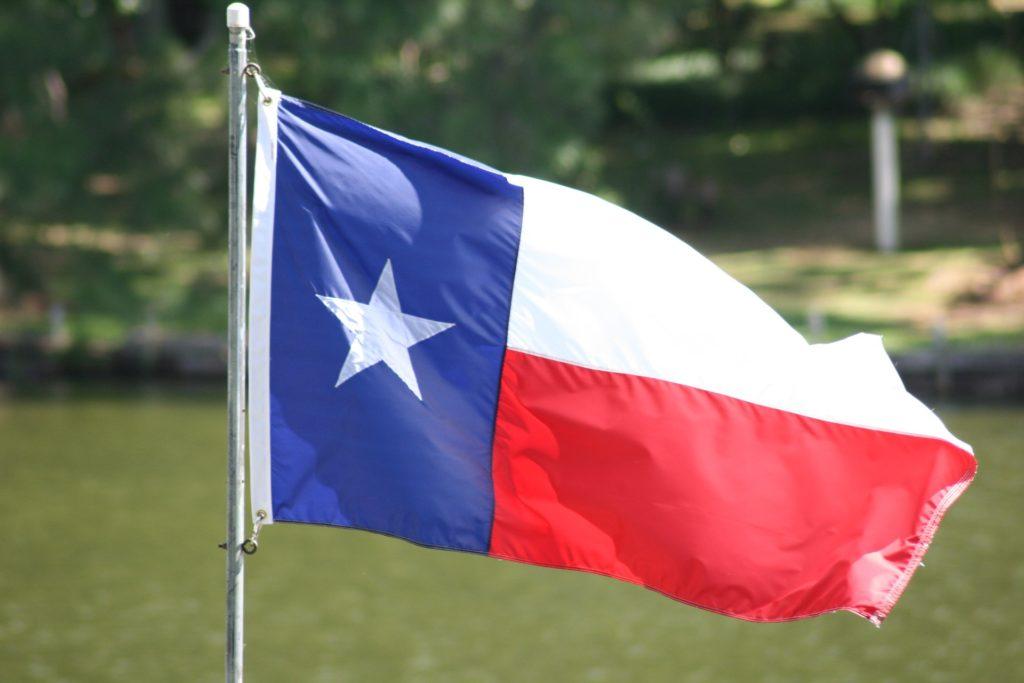 license new texas resident