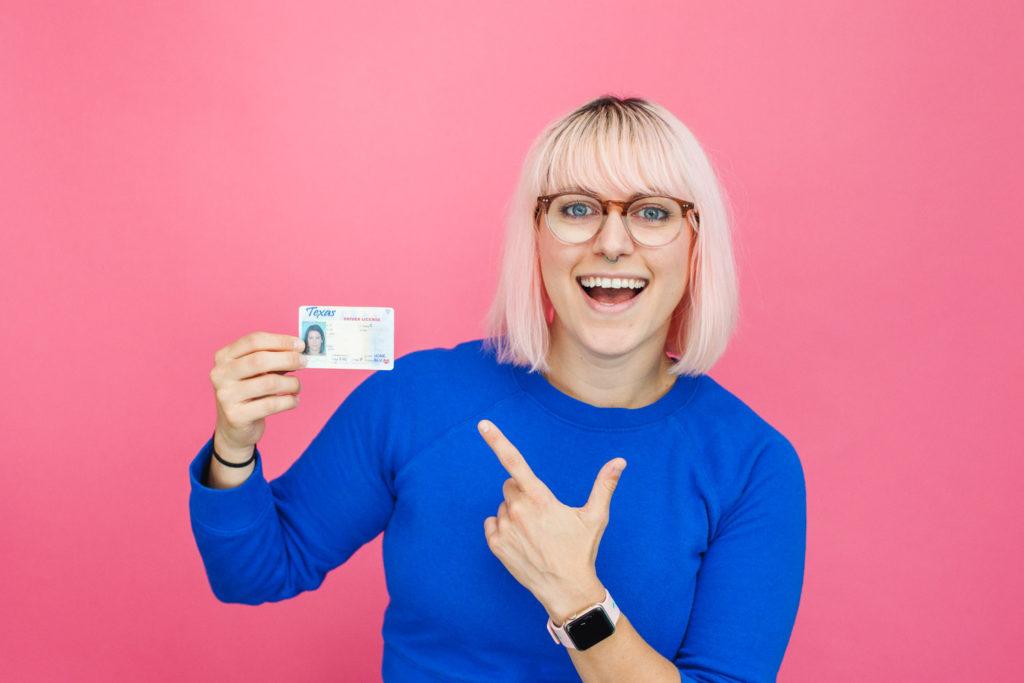 texas drivers license