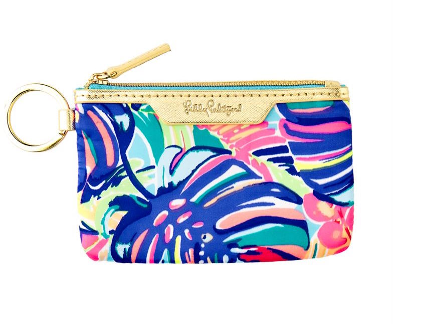 Lilly Pulitzer ID Card Case ($28, LillyPulitzer.com)