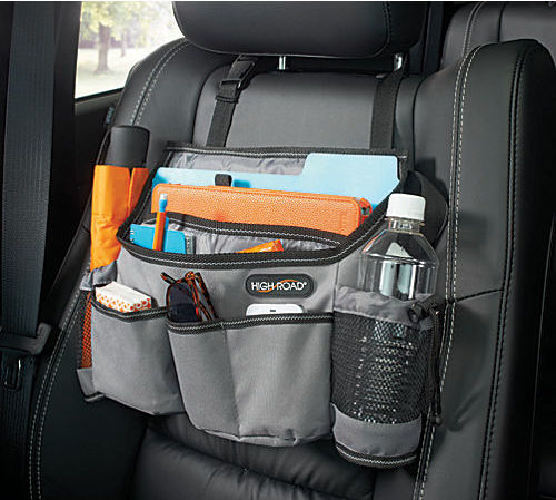 Highroad Swingaway Car Seat Organizer ($15.99, Ebags.com)