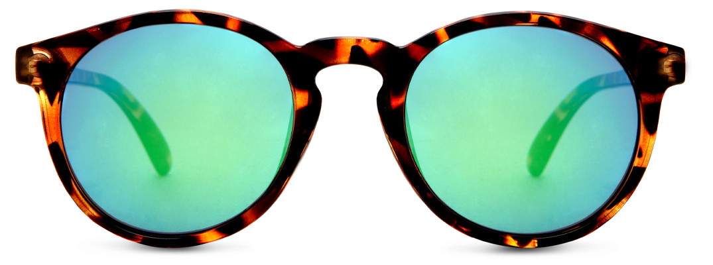 Dipseas Emerald Tortoise Sunglasses ($55, Sunkis.com)
