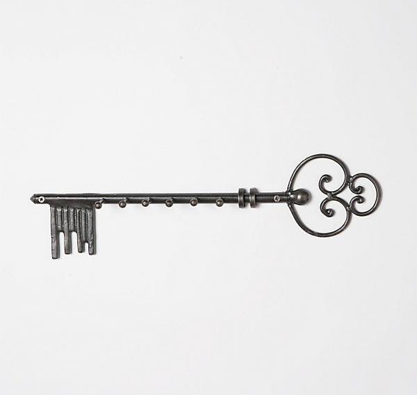 Key Hook Rack ($24, Anthropologie.com)