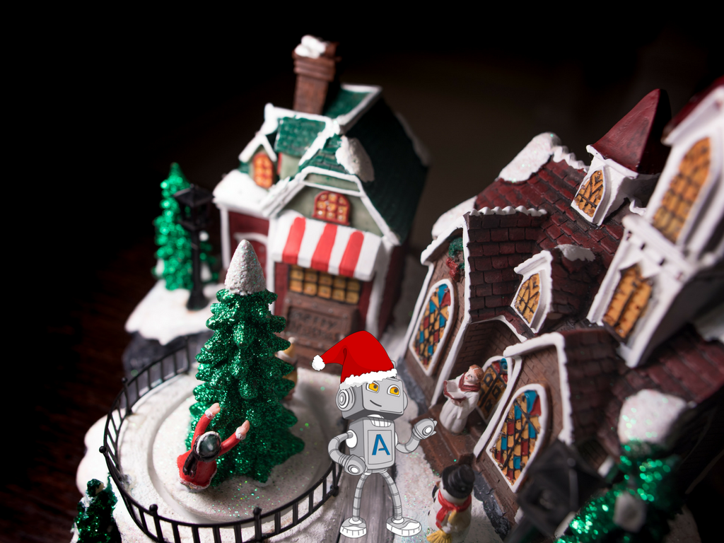 """Aceable's take on """"A Visit From St. Nicholas"""" by Clement Clarke Moore"""