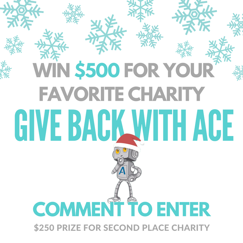 Aceable Charity Giveaway