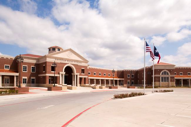 Prosper High School in Prosper, Texas