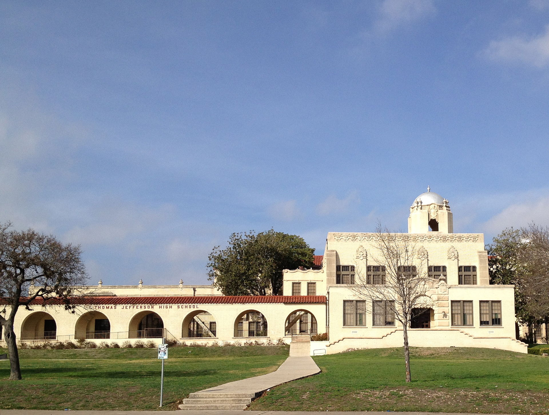 Thomas Jefferson High School in San Antonio, Texas
