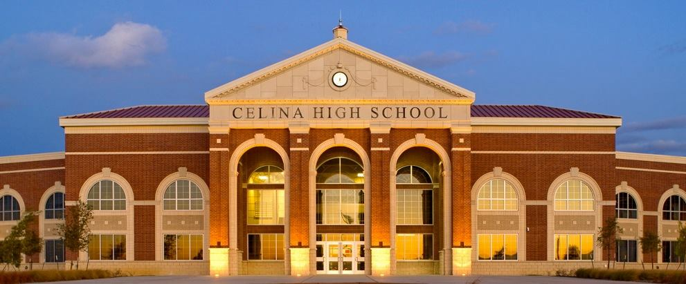 Celina High School in Celina, Texas