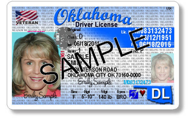 oklahoma driver license