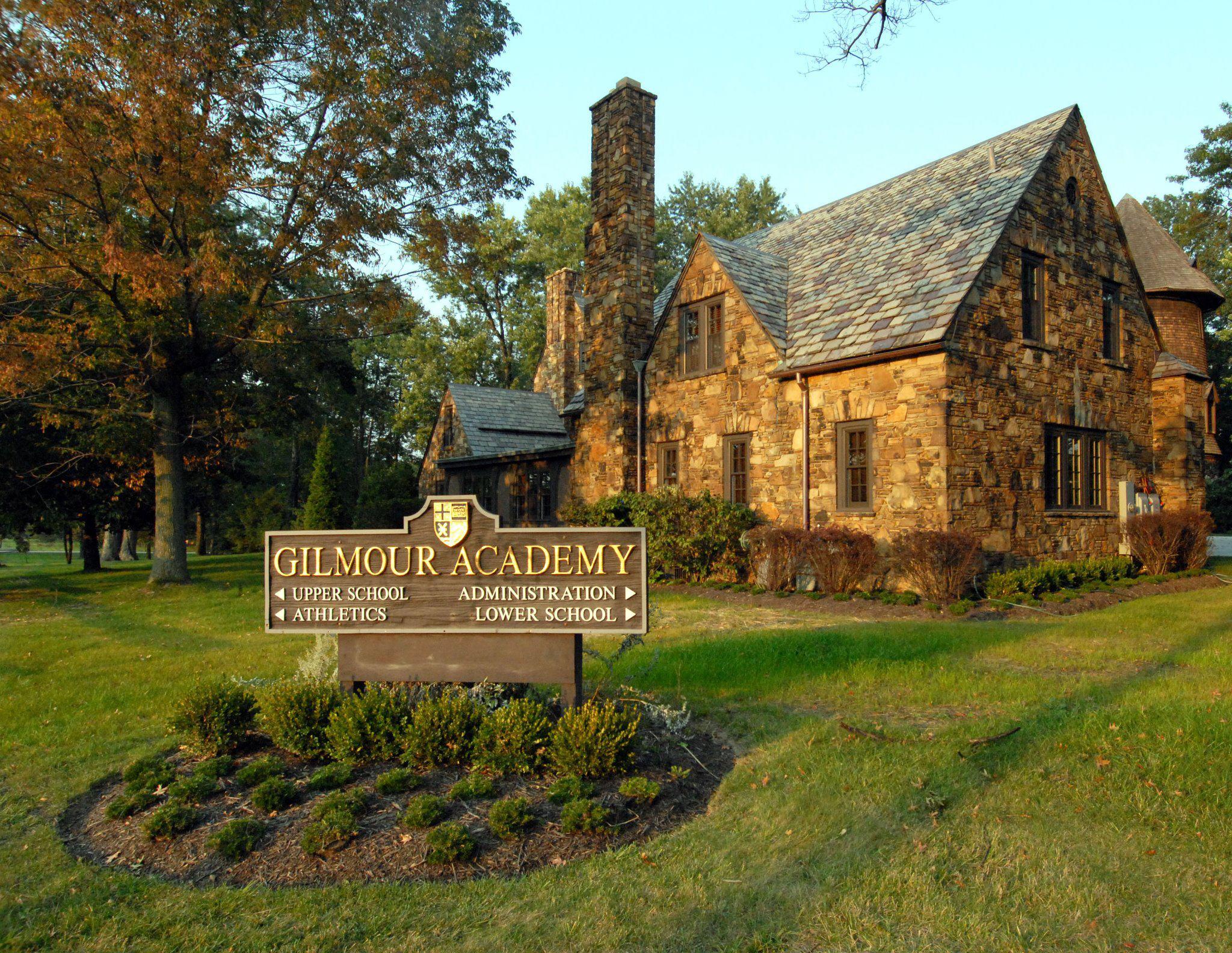Gilmour Academy in Gates Mills, Ohio