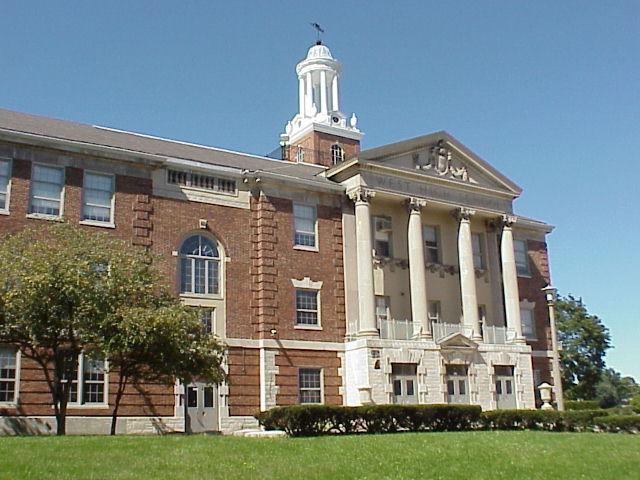 West High School in Columbus