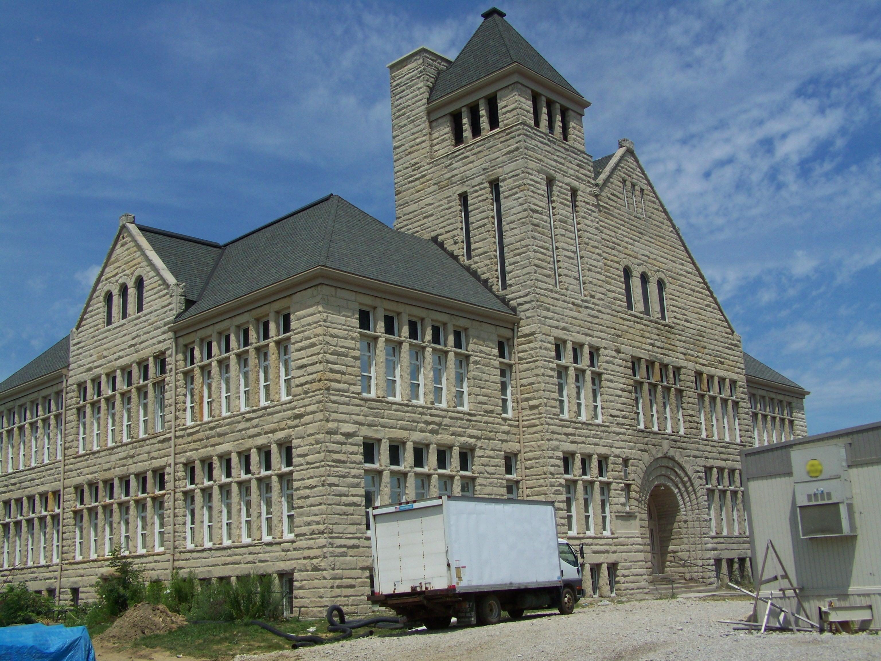 Elyria High School in Ohio