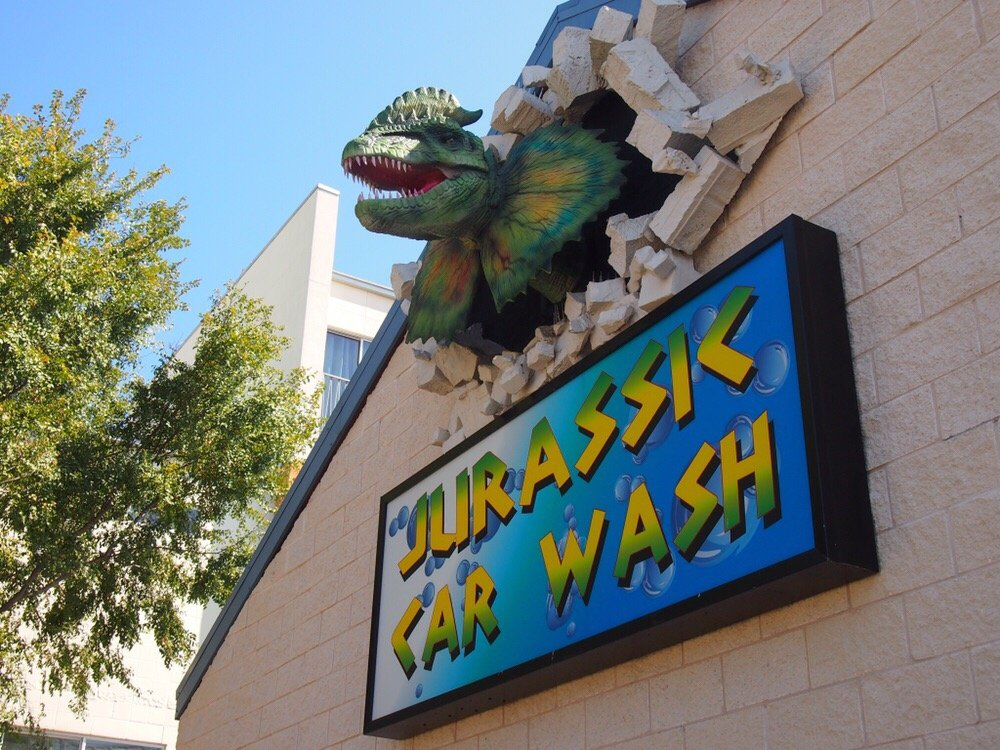 photo credit: Jurassic Car/Yelp.com