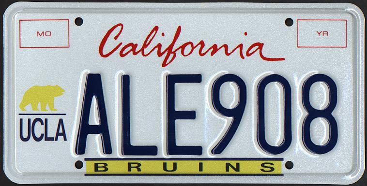 What You Need To Know About Vanity Plates In California