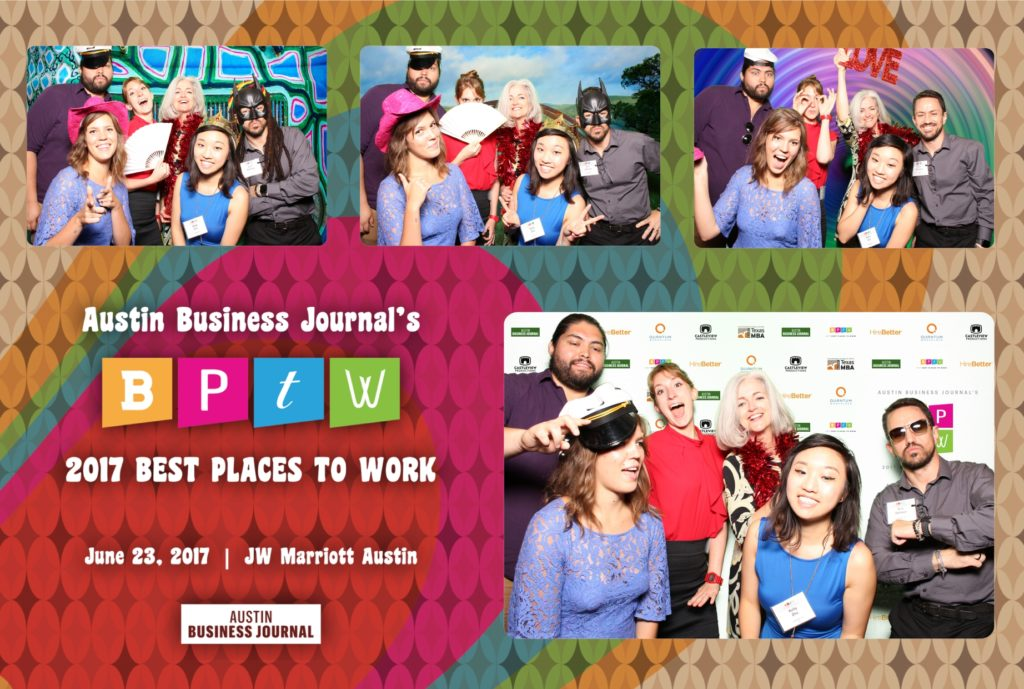 Austin Business Journal Best Places to Work