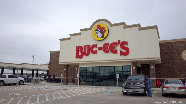 Buc-ee's gas station