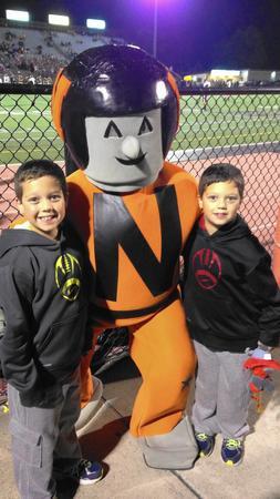 Pennsylvania mascots Konkrete Kids