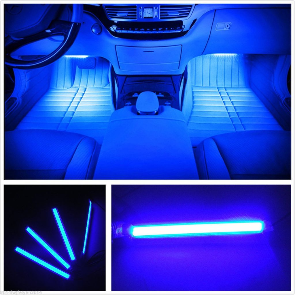 Led Car Interior