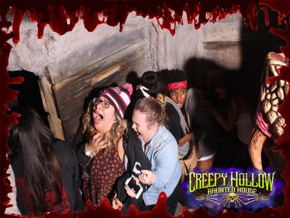 Creepy Hallow Haunted House