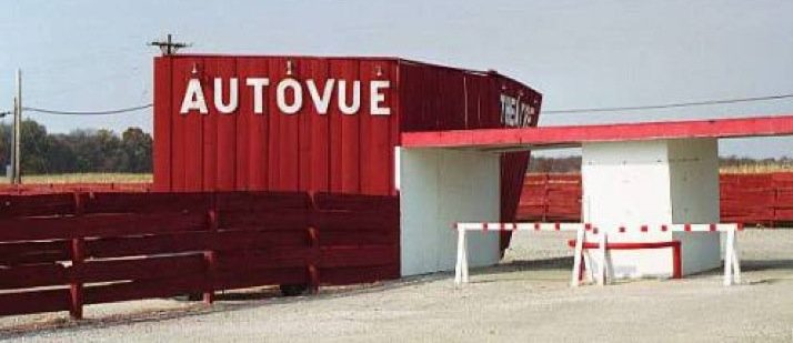 auto-vue drive-in