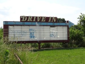 ohio drive in theater