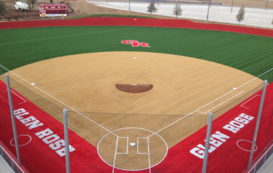 Glen Rose Baseball Field