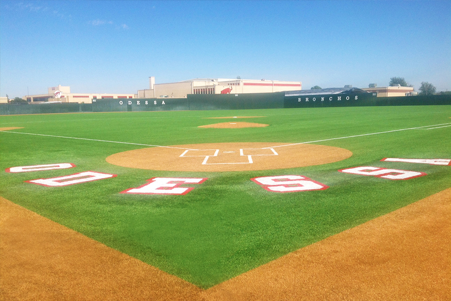 Odessa High School Baseball Field