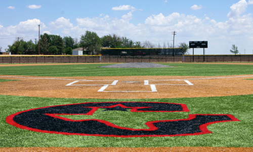 Gruver High School Baseball Field