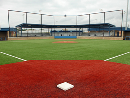 Lindale High School Baseball Field