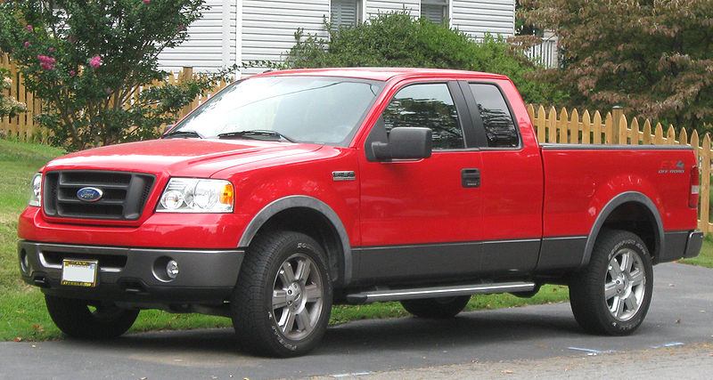 2009 ford full size thefts LA