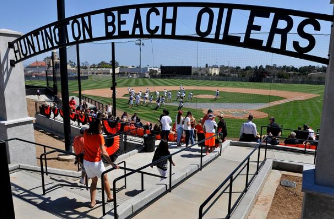 Aceable Huntington Beach CA baseball
