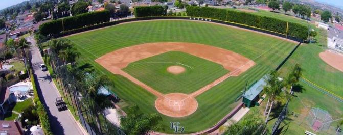 Aceable El Dorado High Baseball Field