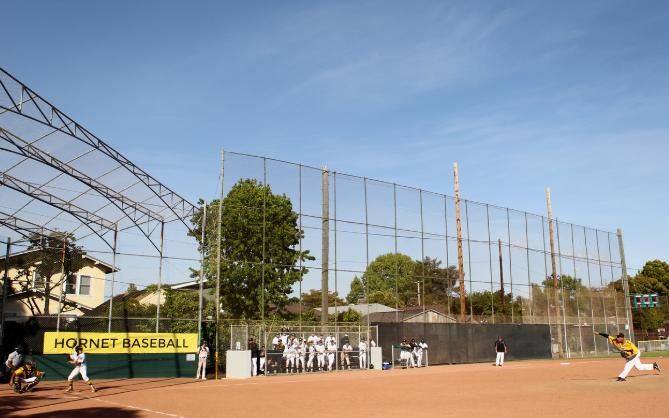 Aceable Alameda High Baseball Field