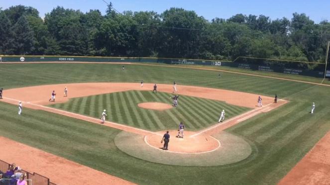 Aceable De La Salle Baseball Field