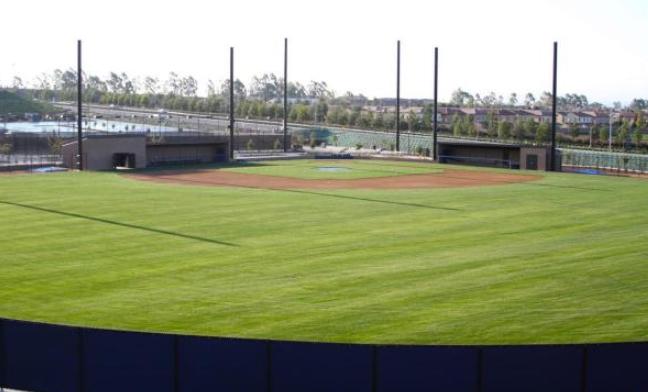 Aceable crean lutheran high baseball field