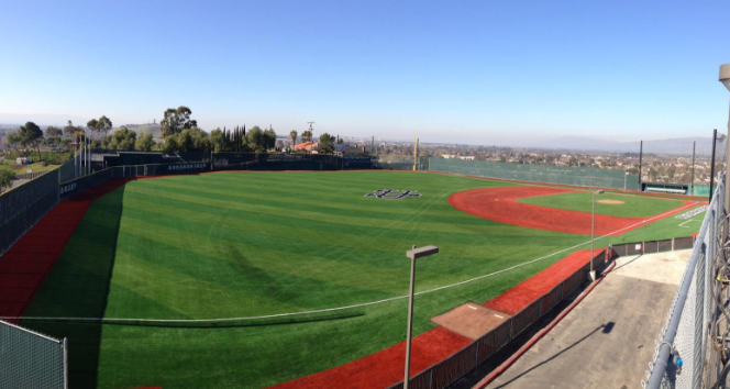 aceable valley christian baseball field ca