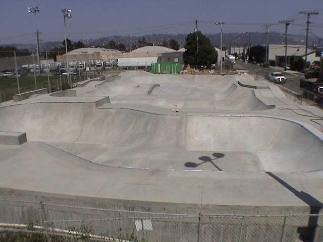berkeley skatepark