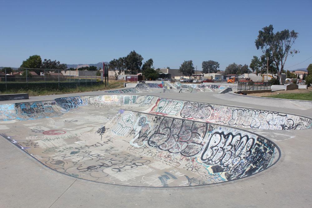 fairfield rotary skatepark
