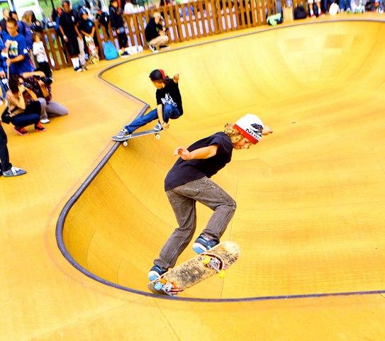 balboa skate park
