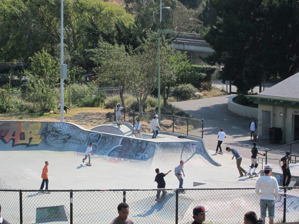 potrero skatepark