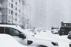 Cold car